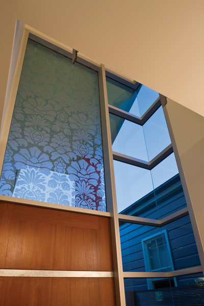privacy window film san jose townhome